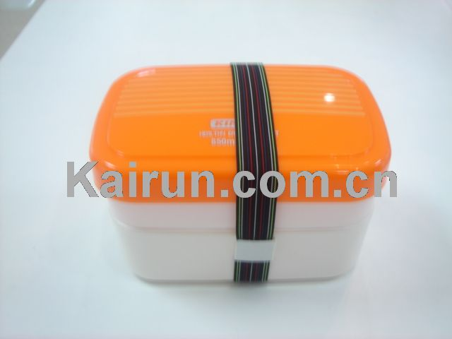 big size lunch box bento box lunch box kairun household article. Black Bedroom Furniture Sets. Home Design Ideas